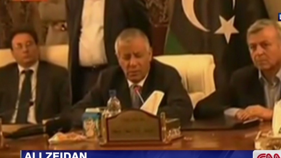 Gunmen seize Libyan PM Ali Zeidan before dawn, free him hours later