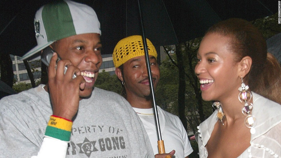 04 Jay Z And Beyonce Knowles flip 2003