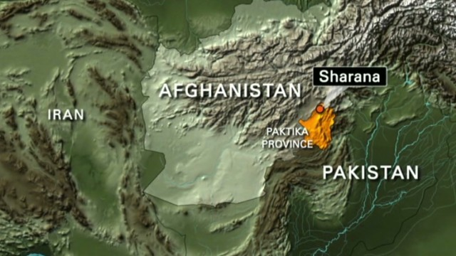 Another 'insider' attack in Afghanistan?