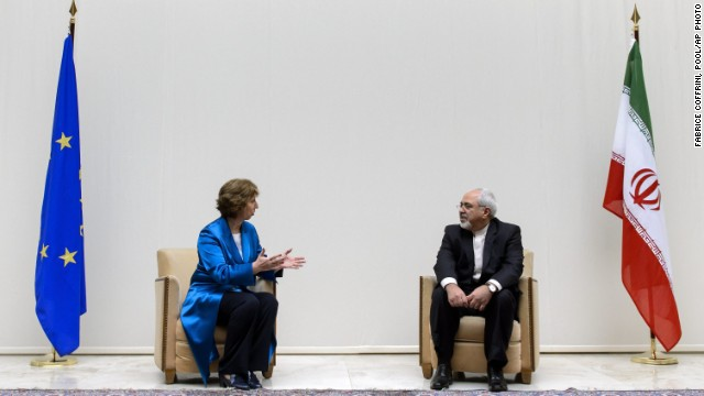 Iran hopes for nuclear 'roadmap'