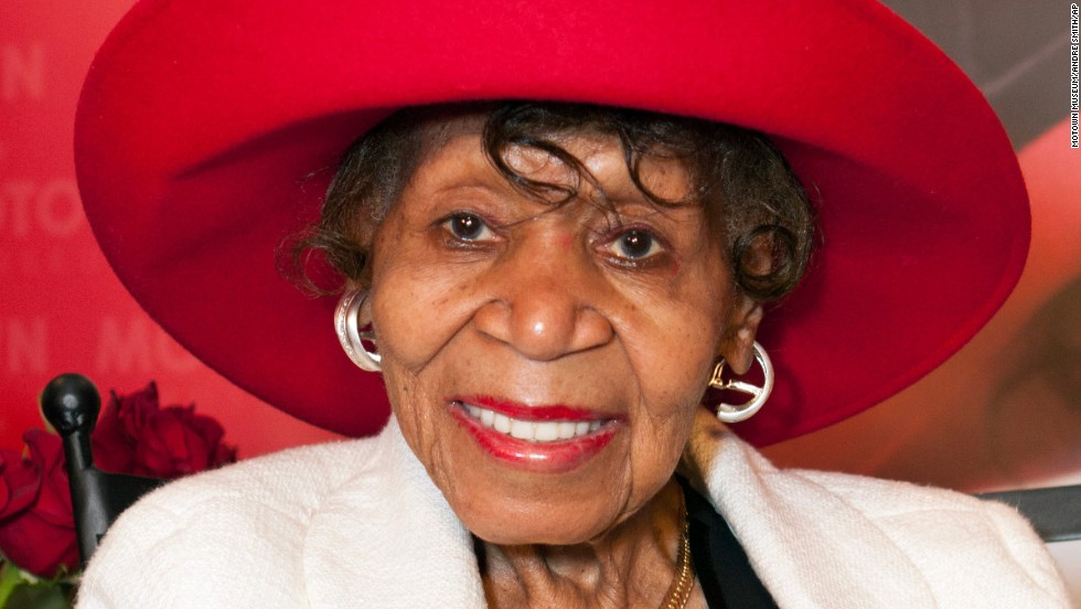 "<a href=""http://www.cnn.com/2013/10/14/showbiz/motown-mentor-powell-obit/"">Maxine Powell</a>, who helped nurture the style of Motown artists such as Marvin Gaye and Diana Ross in the 1960s, died on October 14. The personal development coach for the legendary record label was 98."