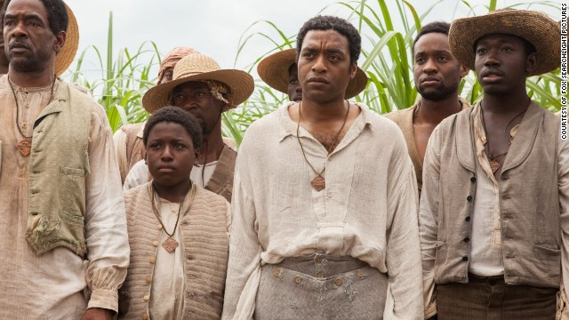 "Beale: ""12 Years a Slave,"" starring Chiwetel Ejiofor, center, is essential film for an America uncomfortable with its ""original sin."""