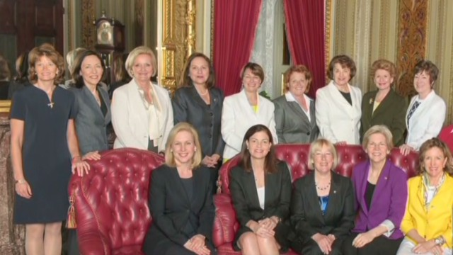 Senate women push to end D.C. gridlock