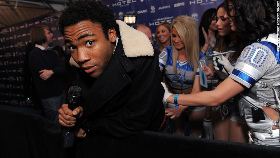 "Donald Glover has proven the old saying that stars are really just like the rest of us. <a href=""http://instagram.com/childishness"" target=""_blank"">On Instagram, the actor/rapper posted a series of notes</a> outlining his fears and insecurities, ranging from the idea that his parents won't live long enough to see him have children to concern his career highlights are behind him.  As the following stars show, insecurity is far from a rarity in Hollywood:"