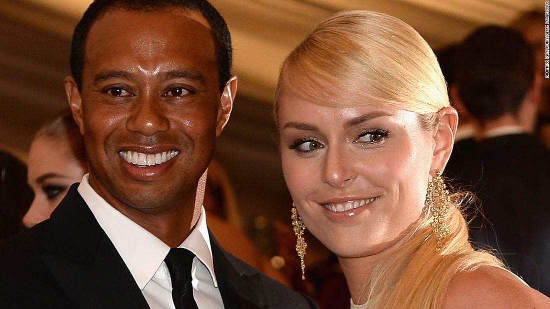 Vonn says she has no regrets over her split with golfer Tiger Woods, the 14-time major winner. The pair were together for three years before announcing their separation in May 2015.