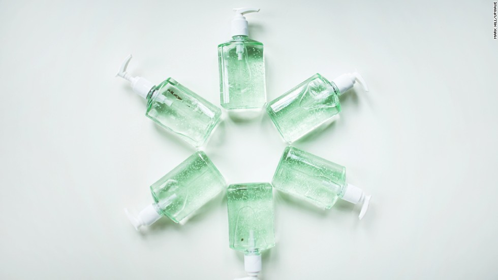 Is hand sanitizer toxic?
