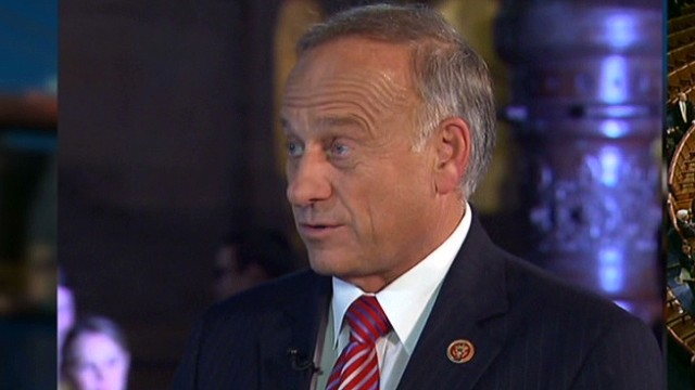 "Rep King: ""I would rather keep this going"""