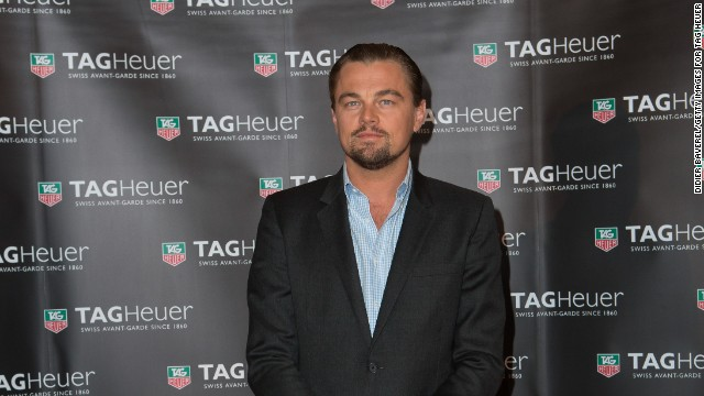 Leonardo DiCaprio attends the TAG Heuer Host 2013 Monaco Grand Prix Party on May 25, 2013 in Monaco, Monaco.