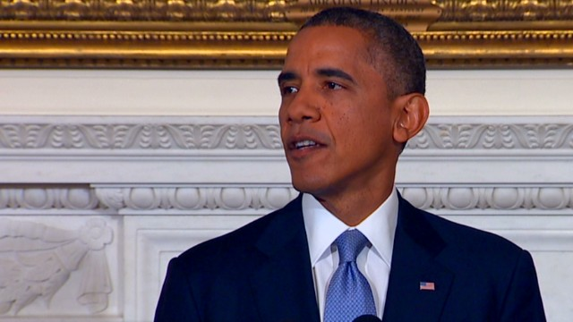 Obama: No winners after shutdown ends
