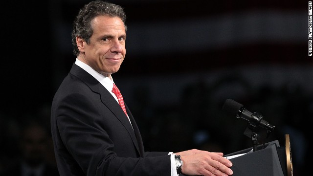 New York Gov. Andrew Cuomo said the state will offer college-level courses at 10 New York prisons.