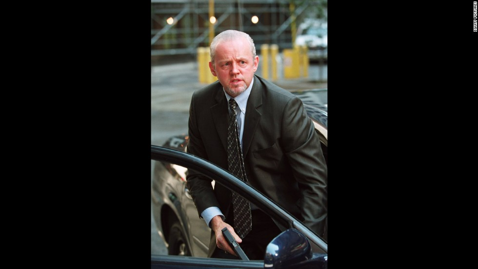 "David Morse has had a few law enforcement roles like this one, when he played Detective Frank Nugent in the film ""16 Blocks."" He is probably best known, however, for his role as Brutus ""Brutal"" Howell in ""The Green Mile."""