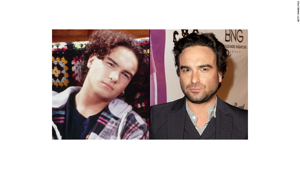 "Johnny Galecki is riding high these days. Since his role as David Healy on ""Roseanne"" he has worked consistently in television and is  one of the stars of the hit CBS sitcom ""The Big Bang Theory."""
