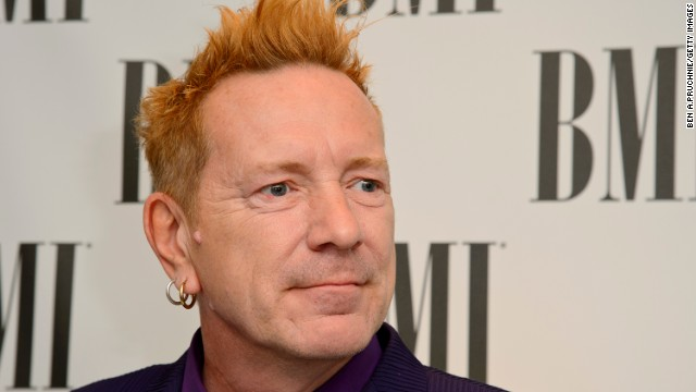 Lydon wins BMI Icon award