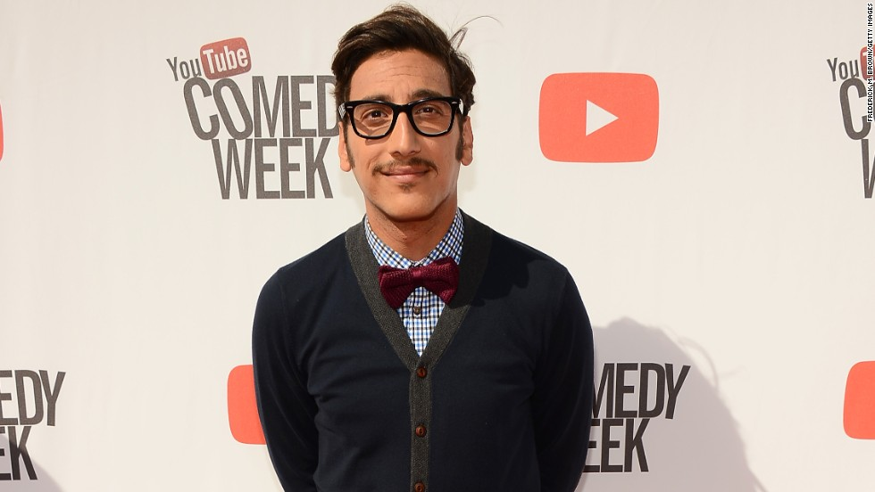 "Comedian <a href=""http://www.youtube.com/kassemg"" target=""_blank"">KassemG </a>often interviews Californians on their views on issues of the day."