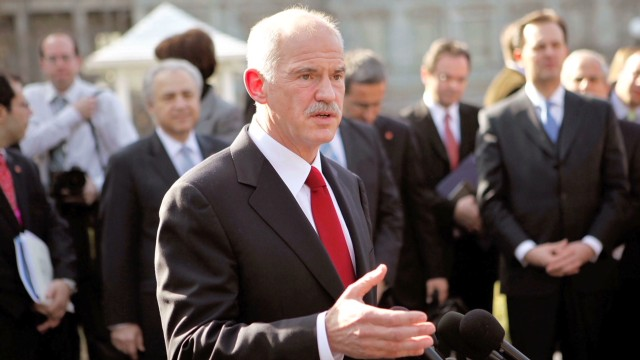 George Papandreou: Power to the people