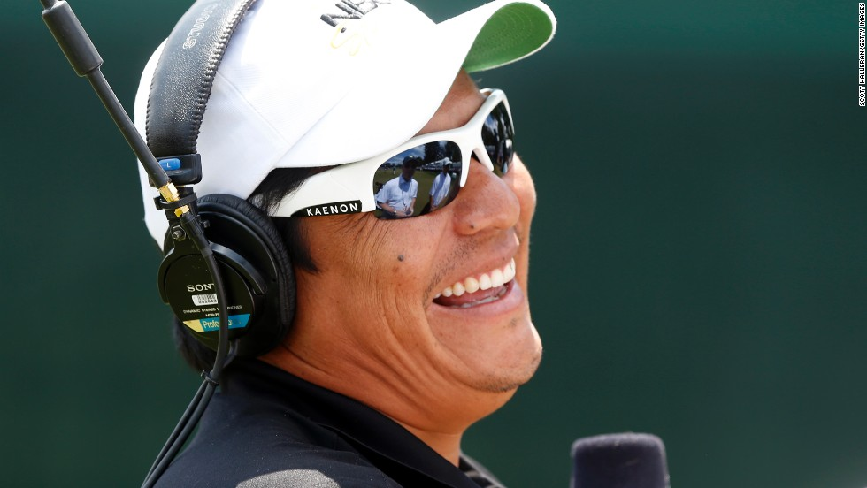 Begay has become a popular on course reporter and analyst for an American network after stepping back from full-time tournament play on the PGA Tour.