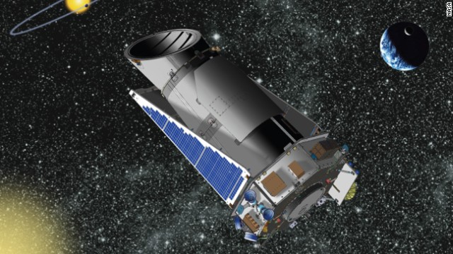 he future of NASA's planet-hunting Kepler space observatory was in question Wednesday after a part that helps aim the spacecraft failed, the U.S. space agency said. Kepler is the first NASA mission capable of finding Earth-size planets in or near the habitable zone, which is the range of distance from a star where the surface temperature of an orbiting planet might be suitable for liquid water. Launched in 2009, Kepler has been detecting planets and planet candidates with a wide range of sizes and orbital distances to help scientists better understand our place in the galaxy.