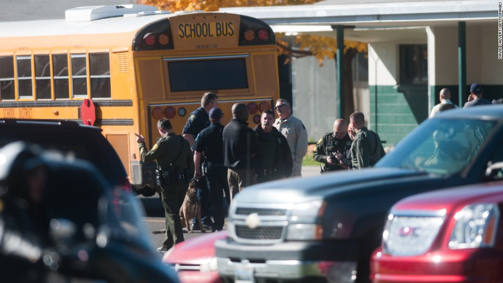 The suspect in the shooting is also dead, said Washoe County School District Police Chief Mike Mieras. Authorities said it was too soon to say whether the suspect was killed by a self-inflicted wound or by law enforcement.