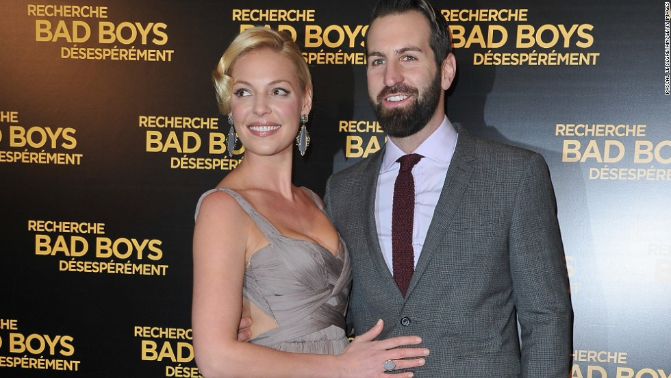 "Katherine Heigl met musician Josh Kelley when the ""Grey's Anatomy"" star played his love interest in the video for his song ""Only You."" In 2006, he took her back to the house where the video was filmed in Venice, California, to ask her to marry him."