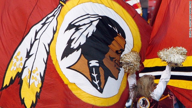 Anti-Redskins ad airs during NBA finals