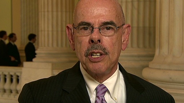 Waxman: Problem needs to be fixed