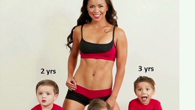 'Fit Mom': Backlash has been unfair