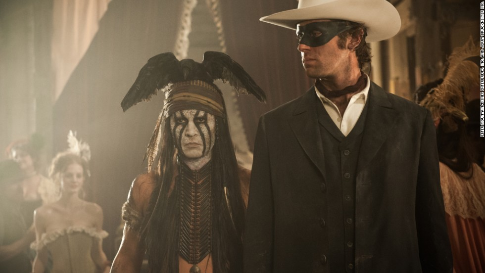 "Sometimes a movie seems to have everything -- a great cast, solid director, even some early buzz. But when it's finally released, it falls short -- either at the box office or with critics, and often with both. Take 2013's<strong> ""The Lone Ranger,""</strong> with Johnny Depp and Armie Hammer. It attempted to revive an old hero and instead found catcalls and relatively poor returns. At this point, don't expect a franchise."