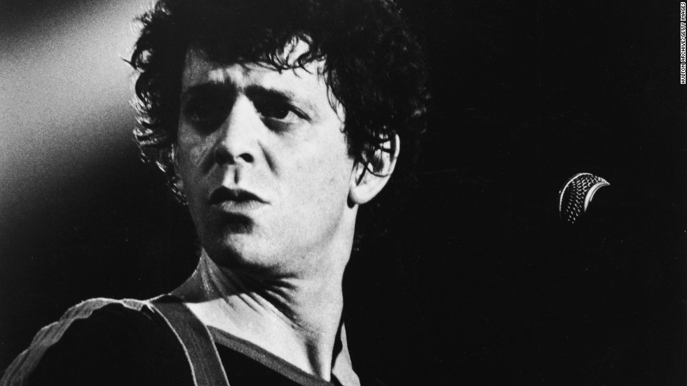Lou Reed, who took rock 'n' roll into dark corners as a songwriter, vocalist and guitarist, died Sunday, October 27, at the age of 71.