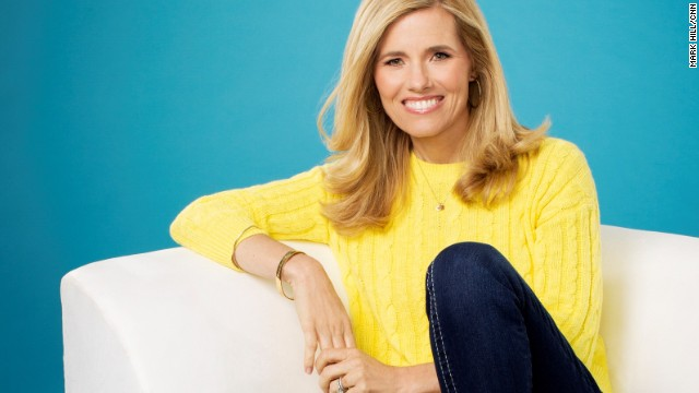 CNN's Kelly Wallace, a working mom, is passionate about the issues surrounding women in the workplace.