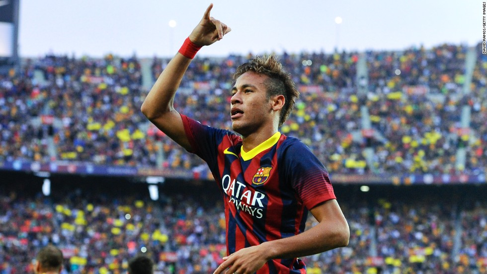 <strong>Neymar </strong>(Barcelona & Brazil)<strong><br />CNN rating:</strong> No chance  <br />Neymar's goal in the recent El Clasico match between Barca and Real Madrid showed he is starting to settle in European football.   A World Cup win in his homeland with Brazil could see Neymar mount a convincing challegne for the 2014 award.