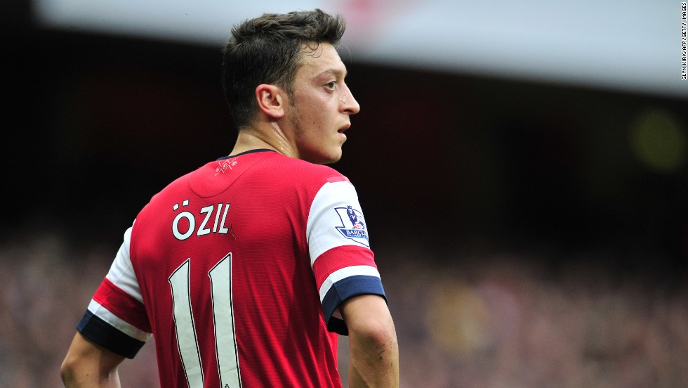 <strong>Mesut Ozil </strong>(Arsenal & Germany) <strong><br />CNN rating:</strong> No chance <br />Ozil has delighted Arsenal fans since swapping Real Madrid for London in August, but the German needs to lead the Gunners to glory if he is to challenge for individual honors.