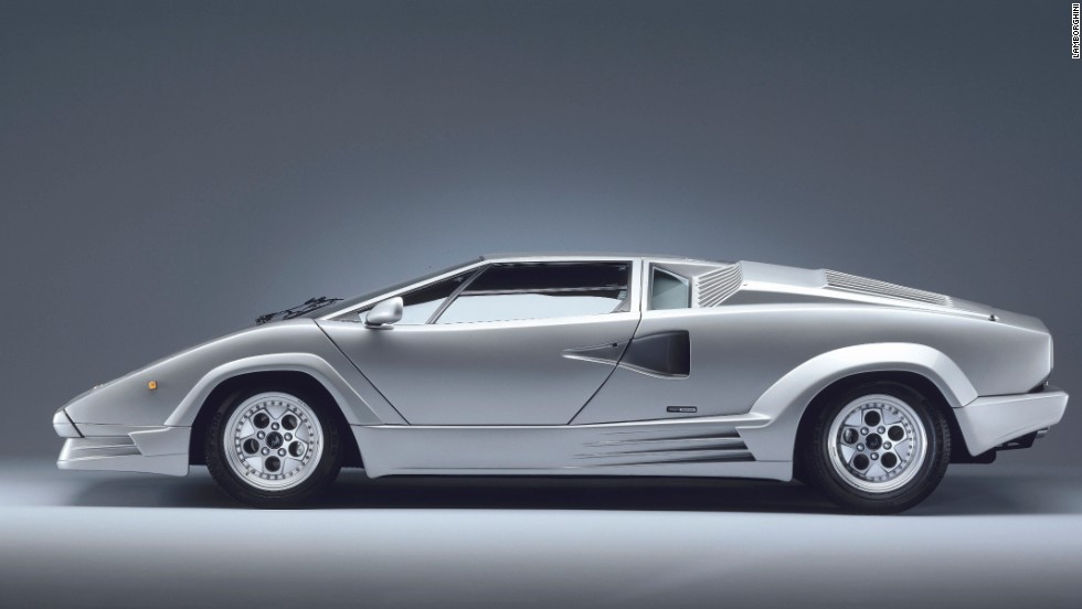 Countach 25th Anniversary (1989-1990)