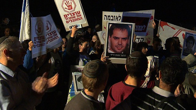 Israelis angered over prisoner release