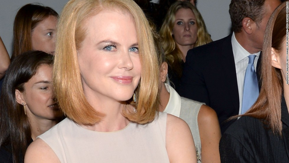 And then there's Urban's wife, Nicole Kidman, who's kind of the reverse of this whole gallery. Though she grew up in Australia -- and still has that country's distinctive accent -- she was born in Honolulu.