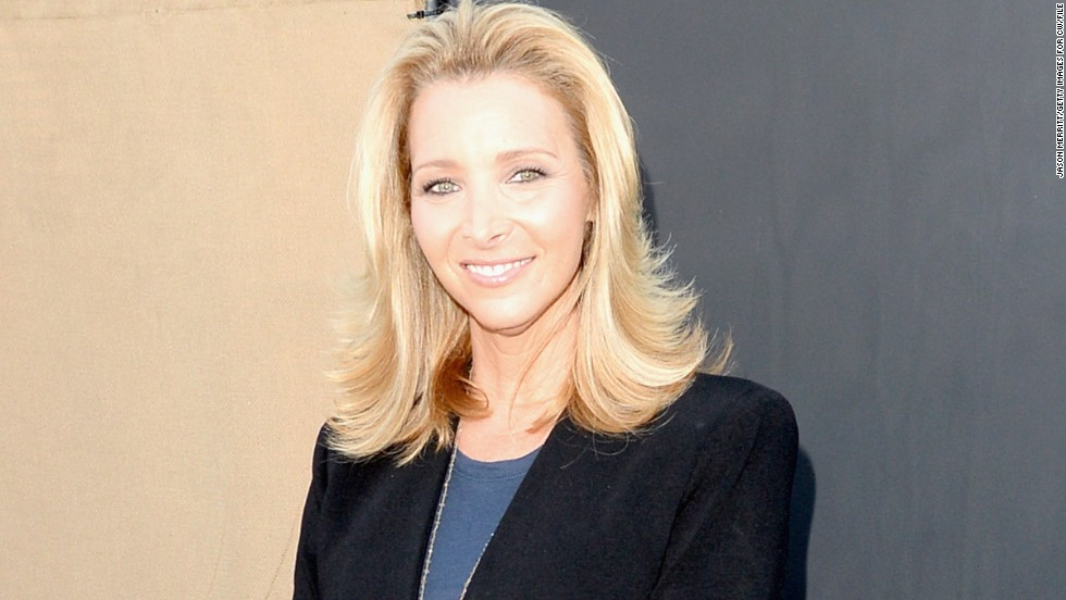 """Friends"" star Lisa Kudrow tackled a very different role this season on ""Scandal,"" playing a politician aiming to be the first female president."