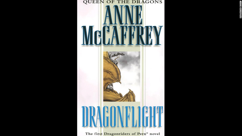 "Books from Anne McCaffrey's Dragonriders of Pern series struck a chord with many readers and inspired a lifelong love of the fantasy genre. One reader said ""Dragonsong"" from the Harper Hall trilogy was the first book she and her mother read together. ""I felt as much of an outsider as Menolly,"" <a href=""http://www.cnn.com/2013/10/07/living/best-young-adult-books/index.html#comment-1074511758"">she wrote</a>. ""Our love for Pern and all things dragon really cemented out relationship. ... Even though my mother is gone, I can pick up those books again and relive all the wonderful times we had talking about them."""