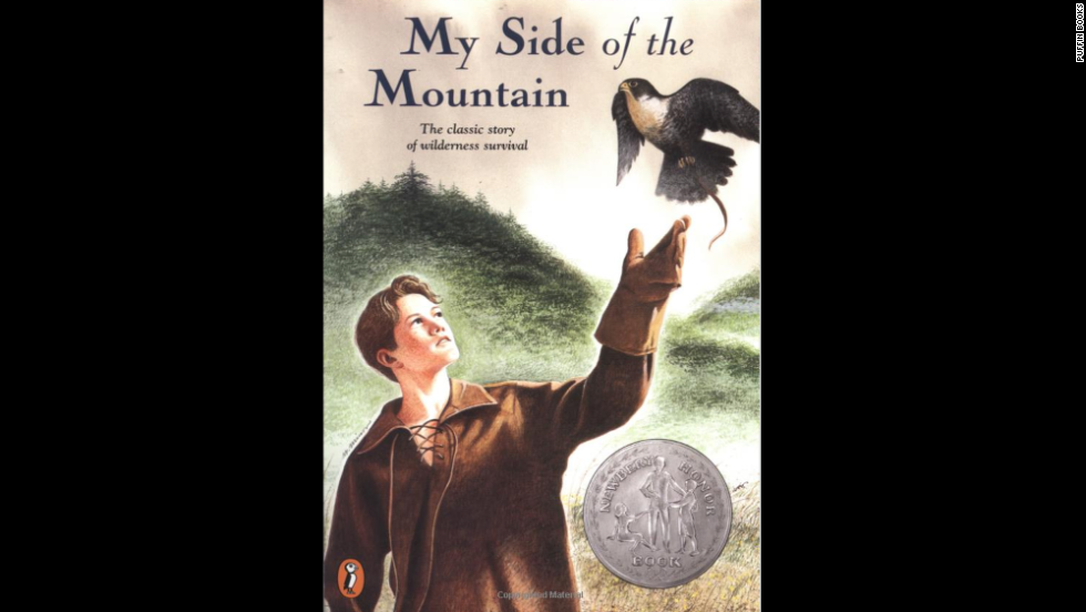 """My Side of the Mountain"" by Jean Craighead George inspired many young readers ""struggling alone to find their ways through the world, both literally and figuratively,"" <a href=""http://www.cnn.com/2013/10/07/living/best-young-adult-books/index.html#comment-1075149706"">as one reader said</a>."