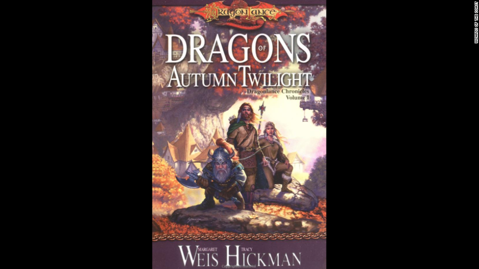 "Several readers brought up Dragonlance, the setting for numerous fantasy novels that also inspired numerous role-playing games. The recurring battles between good and evil forces emphasized the importance of balance in the universe, <a href=""http://www.cnn.com/2013/10/07/living/best-young-adult-books/index.html#comment-1075488980"">one reader said</a>."