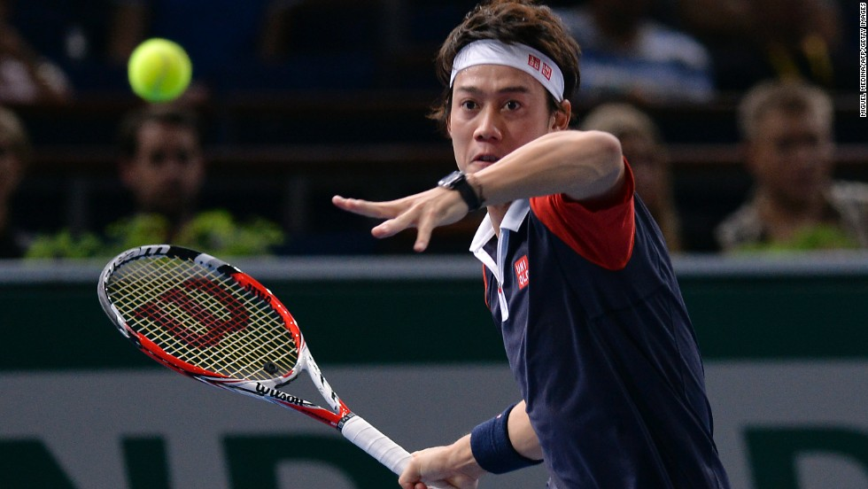 Japan's Kei Nishikori has enlisted the help of former grand slam winner Michael Chang. Former French Open winner Chang will work with Nishikori for 17-20 weeks of the year.
