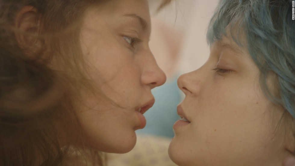 "Adele Exarchopoulos, left, and Lea Seydoux star in ""Blue is the Warmest Color,"" which drew lots of attention upon its release because of its graphic sex scenes, including one that is more than six minutes long."