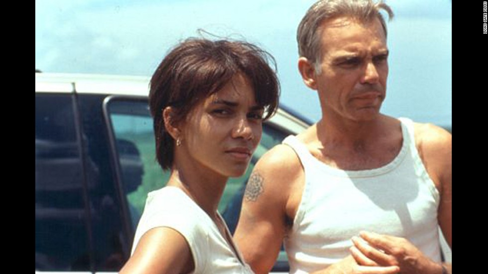 "Halle Berry and Billy Bob Thornton dealt with some heavy emotional issues in ""Monster's Ball"" while engaging in passion."