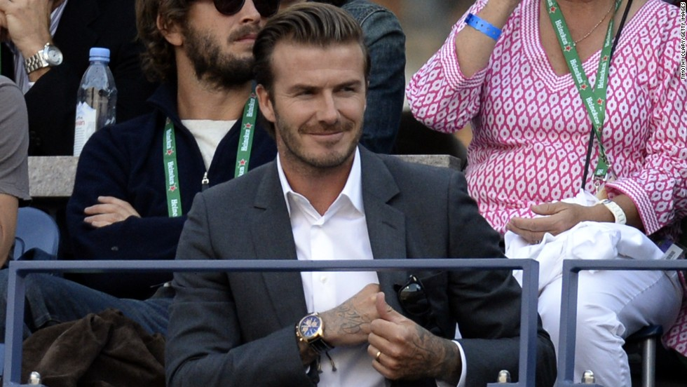 David Beckham revealed last October that he was ready to start his own MLS franchise after retiring from football. Former England captain Beckham, who played for Manchester United, Real Madrid, LA Galaxy, AC Milan and Paris Saint-Germain, will now turn his attention to helping his new Miami franchise become a serious player in U.S. soccer.