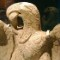 Roman eagle statue found in London 1