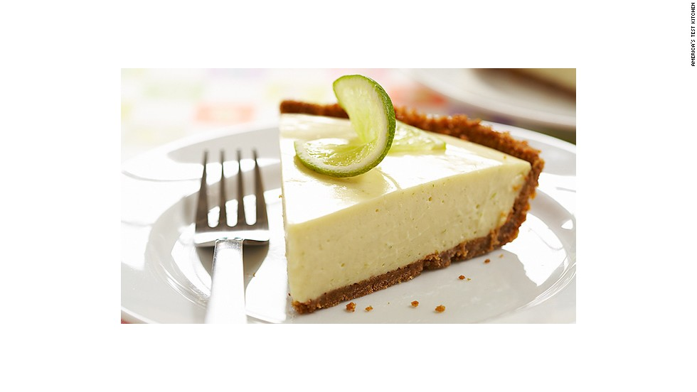 To achieve this key lime pie, you must first craft a stellar crumb crust. Here's how.