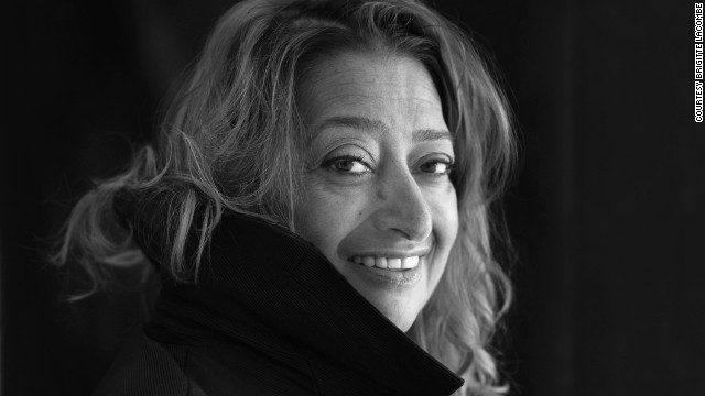 Celebrity architect Zaha Hadid is behind the upcoming Tokyo 2020 Olympic Stadium.