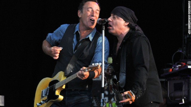 Bruce Springsteen South Africa Tour