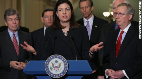 New Hampshire Sen. Kelly Ayotte