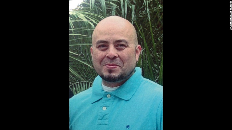 transportation security administration officer gerardo hernandez 39 was killed in a shooting at los - Transportation Security Officer