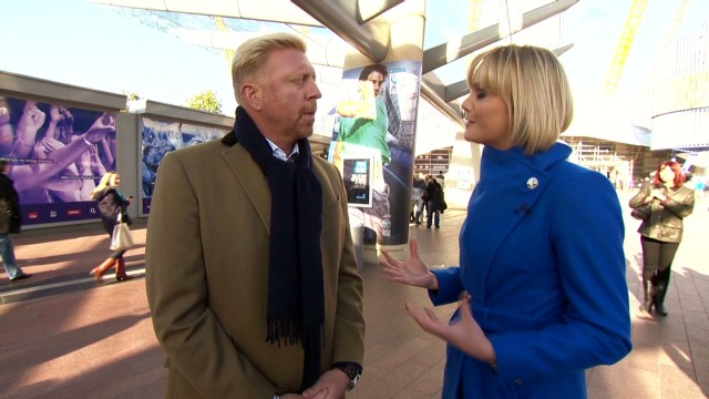Boris Becker previews the ATP finals