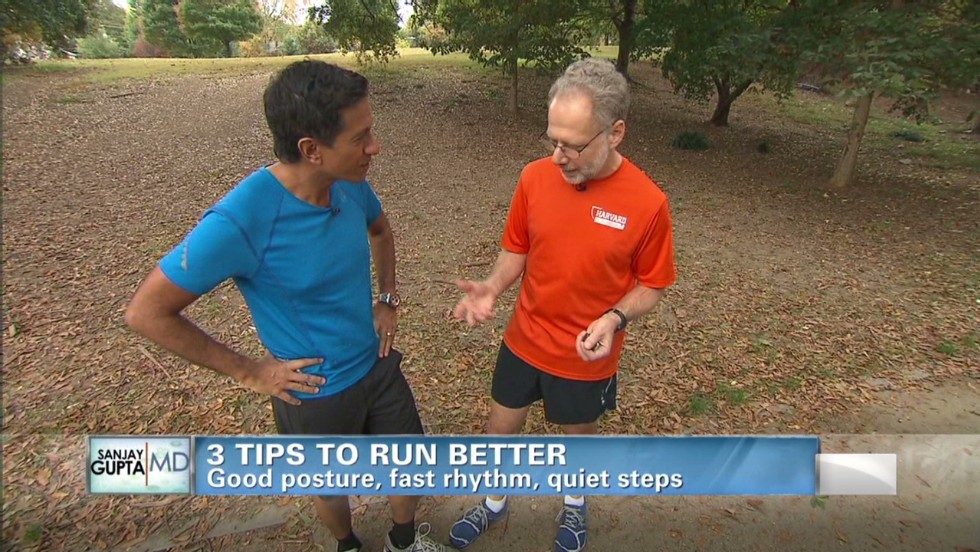 A smile will improve your run, research finds